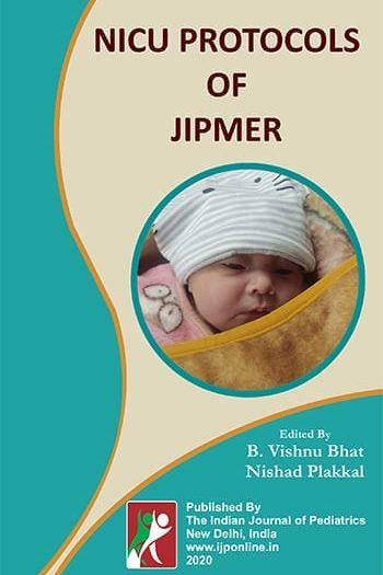 NICU Protocols of JIPMER
